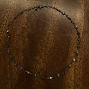 Urban Outfitters Stars and Suns Choker